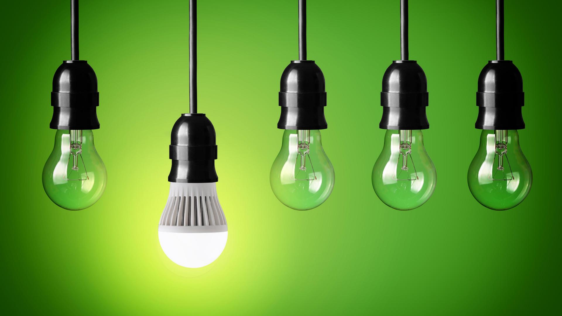 Illuminazione Led: risparmio assicurato