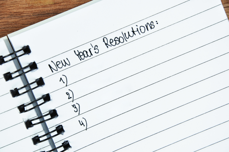 Come iniziare bene l'anno: i buoni propositi